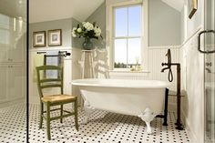 old fashioned bath tub faucet