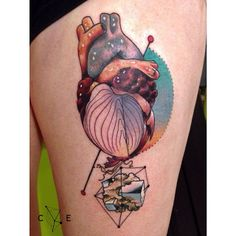 By Cody Eich. #abstract #heart