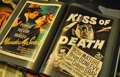 Where Danger Lives: * Film Noir Poster Countdown