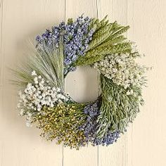 Door Wreaths, Decorative Wreaths & Garland Hangers | Williams-Sonoma