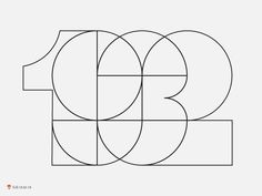 1932 designed by George Bokhua. Connect with them on Dribbble; the global community for designers and creative professionals. Web Design, Design Blog, Typography Letters, Graphic Design Typography, Typo Design, Branding, Typographie Logo, Design Bauhaus, 16 Tattoo