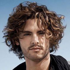 Medium Curly Haircuts for Men. Lovely Medium Curly Haircuts for Men - Handsomely forward First Haircut. 39 Best Curly Hairstyles Haircuts for Men 2019 Guide Curly Hair Styles, Curly Hair Cuts, Medium Hair Styles, Short Curly Hair, Wavy Hair, Thin Hair, Guys With Curly Hair, Short Wavy, Curly Girl
