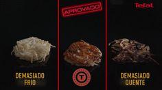 A tecnologia Thermo-Spot diz-lhe quando começar a cozinhar! Toda a qualidade Tefal para resultados deliciosos e saudáveis!