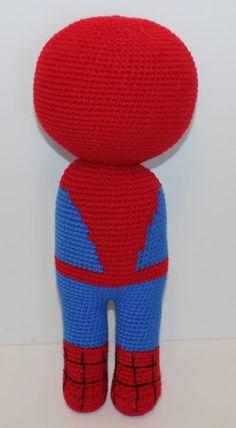 Spiderman-cuerpo