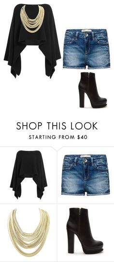 Summer by niamaeaustin on Polyvore featuring Donna Karan, Forever 21 and Kendra Scott