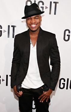 Music Artist Ne-Yo...Amazing Voice Period! Point Blank! Amazing Songs...One Of My All Time Favorite Singers