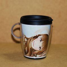 比佐健太郎 マグカップ:見つめる先には・・・