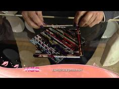 ▶ Aprenda reciclar fazendo uma luminária feita de papel de revista! - YouTube