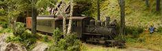 Cardigan Bay Coastal Railroad by Martin Wellberg