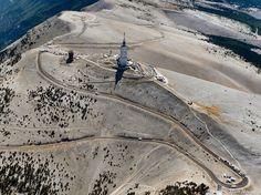 ✈️ Photo aérienne de : Mont Ventoux - Vaucluse (84)
