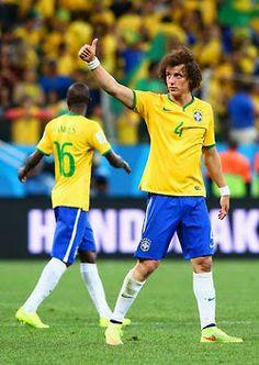 David Luiz - see that ?david said its okay...so its okay