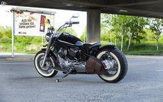 Bobber - Yamaha XVS 1100 Drag Star Classic | Stockholm
