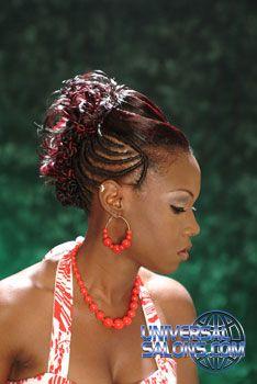 Updo hair styles blackhairmedia hairweave pinterest updo vanessa millende121907 2 kid hairstylesupdoswedding pmusecretfo Gallery