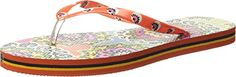 Vera Bradley Flip Flops in Rio  Small ** You can find more details by visiting the image link.