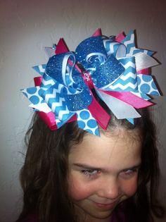 OTT hairbow