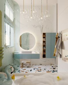 51 Modern Bathroom Design Ideas Plus Tips On How To Accessorize Yours Inspiration for bathroom furniture & accessories, modern vanity units, illuminated mirrors, bathroom wall sconces & pendants, plus decor colours and styles. Modern Bathrooms Interior, Modern Bathroom Design, Bathroom Interior Design, Luxury Bathrooms, Bathroom Designs, Retro Bathrooms, Master Bathrooms, Contemporary Bathrooms, Modern Interior