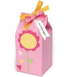 Sizzix Bigz Pro Die - Milk Carton Box