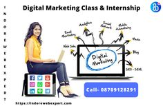 Digital marketing does not restrict you to one specific job profile. Even leading companies such as Google, Twitter, and Facebook provide a wide array of job opportunities.  Contact us- Email- hello@indorewebexpert.com Phone- +918709128291
