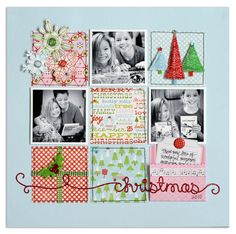 christmas{NEW KI Memories HOLLY LANE} - Scrapbook.com