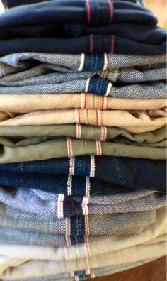 shades of selvage