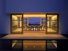 Modern Contemporary House In Belair, California   Resort Inspired Design. Sliding  Glass DoorSliding ...