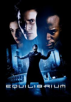 Rent Equilibrium starring Christian Bale and Sean Bean on DVD and Blu-ray. Get unlimited DVD Movies & TV Shows delivered to your door with no late fees, ever. Best Action Movies, Good Movies, Equilibrium Movie, Love Movie, Movie Tv, V Pour Vendetta, Superman, Little Dorrit, Amazon Instant Video