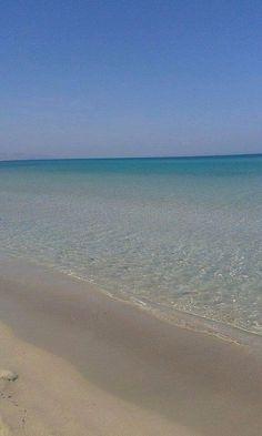 Spiaggia San Lorenzo, Noto Sicilia