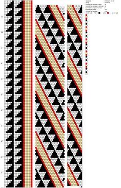 Wayuu Mochila pattern 18