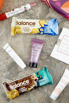 Better Snacking with Balance Bars #ad