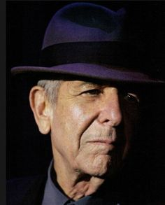 Photo shared from Leonard Cohen Newswire on facebook