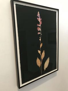 This is an intaglio print with carborundum and mixed media. It has been framed in a hand painted wengé frame with Clarity low reflective glass Clarity, Mixed Media, Fine Art Prints, Hand Painted, Glass, Frame, Artist, Picture Frame, Drinkware