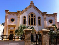 Beirut Maghen Abraham Synagogue, fully rebuilt