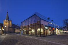 Image result for glass store mvrdv