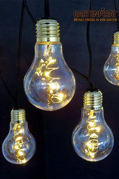 led gartenbeleuchtung und gartenlampen 80 ideen, 44 best gartenbeleuchtung und partylichterketten images on pinterest, Design ideen