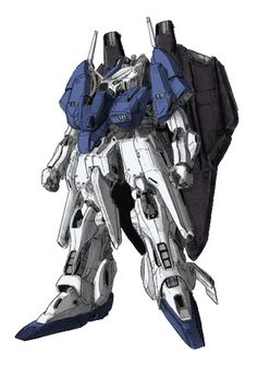 The MSZ-007 Z Rapier I (also η Gundam)