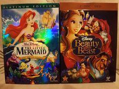 Little Mermaid Platinum Edition