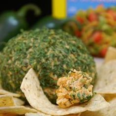 Tailgating Spicy Taco Cheese Ball Recipe on Yummly