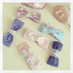 Assortment of hair clips $3.95 each