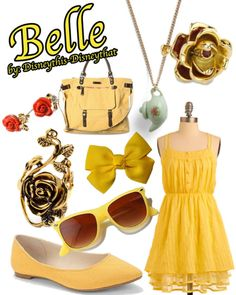 Belle Outfit<3