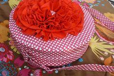Tutorial: The Red Poppy Bag - Sew Sweetness