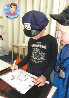Politiehoek: hondentraining