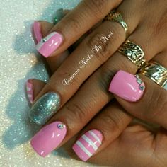 Pink, gelish new colors