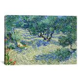 Found it at AllModern - 'Olive Orchard' by Vincent van Gogh Painting Print on Canvas