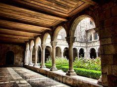 Claustro da Sé Catedral de Lamego