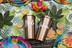 Bride & Groom Gift/Honeymoon Gifts/Wedding Gifts/Stainless Steel Tumbler/Drinks Tumbler/Honeymoon Drinks Bride And Groom Gifts, Bride Groom, Voss Bottle, Water Bottle, Honeymoon Gifts, Tumbler, Wedding Gifts, Stainless Steel, Drinks