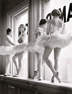 Dance. Ballet specifically.
