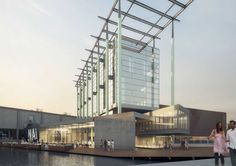 Nederlands Architectuur Instituut.           Jo Coenen & Co Architecten