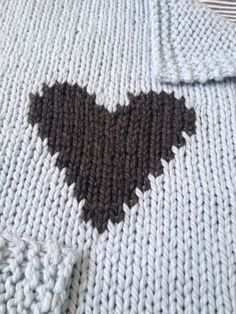 Organic Cotton Grey Heart Baby Blanket for Car Seat Bassinet