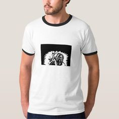Samoan God Tagaloa Holding a Vine Woodcut T-shirt. Illustration of Samoan legend god Tagaloa holding up a vine viewed from front done in retro woodcut style. Pun Shirts, Lgbt T Shirts, Funny Tshirts, Personalized T Shirts, Custom Shirts, Owl T Shirt, Recycled T Shirts, Summer Tshirts, T Shirts