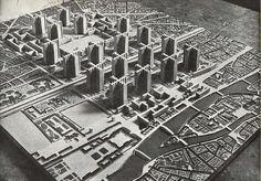 Le Corbusier Ideal City